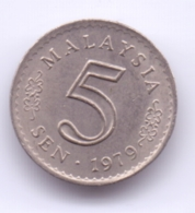 MALAYSIA 1979: 5 Sen, KM 2 - Malaysia