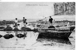 BREHAL-SAINT MARTIN DE BREHAL DANS LES ROCHERS ( Recolte Du Varech) - Autres Communes