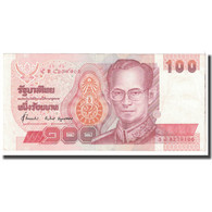 Billet, Thaïlande, 100 Baht, KM:118, SUP - Thailand