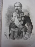 Amédée Le Faure. Procès Du Maréchal Bazaine. 1874 - Libri, Riviste, Fumetti