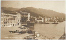 RAPALLO-SPIAGGIA Con Hotel Neptuno E. Castello - Autres Villes