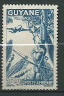 Guyanne Française    Aérien    - Yvert N° 25  **-   Ava 29431 - Guyane Française (1886-1949)