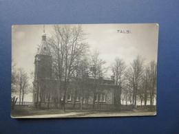 Orthodox Church Talsi       Postcard  Latvia / Lettland 1920s - Lettonia