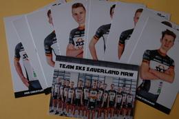 CYCLISME: CYCLISTE : EQUIPE SAUERLAND 2020 COMPLETE - Cycling