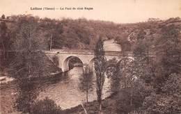 (86) Lathus - Le Pont De Chez Ragon - Autres Communes