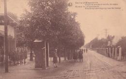 ELSENBORN Corps De Garde Et Entree Du Camp - Elsenborn (camp)