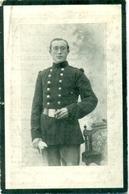 WO1 / WW1 - Doodsprentje Franciscus Josephus De Knop - Bekkerzeel / Calais (FR)  - Gesneuvelde - Décès