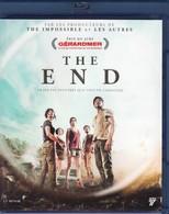 DVD BLU RAY The End - Ciencia Ficción Y Fantasía