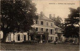 CPA Sceaux - Cháteau Des Imbergéres (740569) - Sceaux