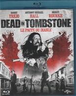 DVD BLU RAY DEAD IN TOMBSTONE - Oeste/Vaqueros