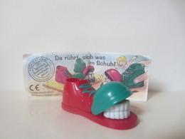 Kinder Surprise Deutch 2000/2001: N° 661929 + BPZ - Steckfiguren