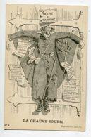 MILITARIA Illustrateur Gilbet Gauthier Guillaume Allemagne La Chauve Souris Cloutée Sur Une Porte Traite De    D08 2020 - Guerre 1914-18
