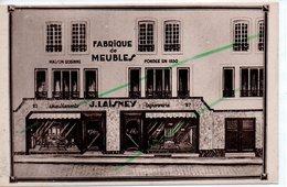 COUTANCES FABRIQUE DE MEUBLES J LAISNEY - Autres Communes