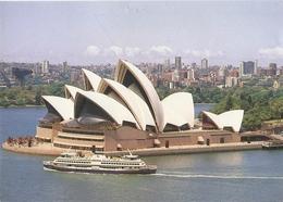 CP Australia 1990 - Opera, Sydney - Sydney