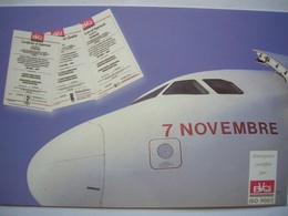 Avion / Airplane / TUNISAIR / Airbus A320 / Airline Issue - 1946-....: Ere Moderne