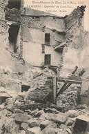 13 Lambesc Tremblement De Terre Du 11 Juin 1909 Quartier Du Castellas - Lambesc