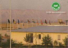 CP Afghanistan 2008 - ISAF Camp Eindrücke, Kunduz - Afghanistan