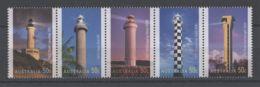 Australia - 2006 Lighthouses Strip MNH__(TH-14403) - 2000-09 Elizabeth II