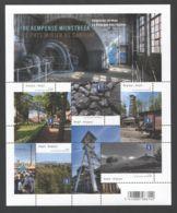 Belgium - 2011 Mining Area Kempen Block MNH__(THB-4562) - Bloques 1962-....