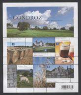 Belgium - 2012 Condroz Block MNH__(FIL-10625) - Bloques 1962-....