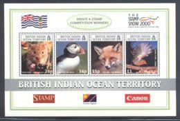 British Antarctic Territory - 2006 Queen Elizabeth II Block MNH__(THB-2078) - Nuovi