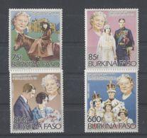 Burkina Faso - 1985 Queen Mother MNH__(TH-6798) - Burkina Faso (1984-...)