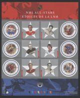 Canada - 2001 NHL Block MNH__(FIL-10646) - Blocs-feuillets
