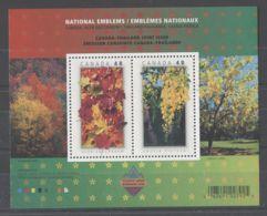 Canada - 2003 National Symbols Block MNH__(TH-8740) - Blocs-feuillets