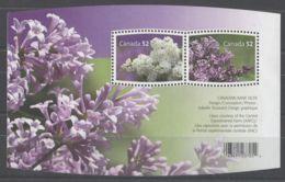 Canada - 2007 Lilac Block MNH__(TH-8732) - Blocs-feuillets