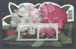 Canada - 2009 Roses Block MNH__(TH-11511) - Blocs-feuillets