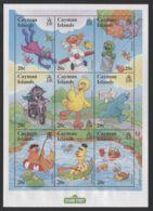 Cayman Islands - 2000 Sesame Street Kleinbogen MNH__(THB-3725) - Kaimaninseln
