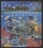 Cocos Islands - 2006 Coral Reef Sheet MNH__(FIL-7209) - Kokosinseln (Keeling Islands)