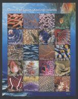 Cocos Islands - 2011 Coral Reef Sheet MNH__(FIL-7340) - Kokosinseln (Keeling Islands)