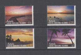 Cocos Islands - 2012 Sky Over The Coconut Island MNH__(TH-13651) - Kokosinseln (Keeling Islands)