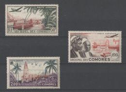 Comoros - 1950 Native Motifs MNH__(TH-18243) - Comoros