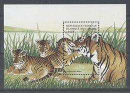 Comoros - 1999 Rare Animals Block (2) MNH__(TH-10744) - Komoren (1975-...)
