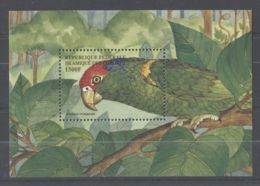 Comoros - 1999 Rare Animals Block (8) MNH__(TH-10528) - Komoren (1975-...)