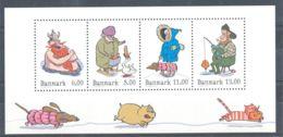 Denmark - 2011 Winter's Tale Block MNH__(TH-1539) - Blocchi & Foglietti