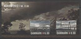 Denmark - 2012 NORDIA 2012 Block MNH__(TH-14494) - Blocchi & Foglietti