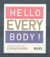 Denmark - 2013 Art MNH__(TH-2413) - Dänemark