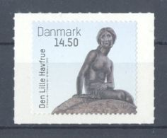 Denmark - 2013 Copenhagen Mermaid MNH__(TH-2301) - Dänemark