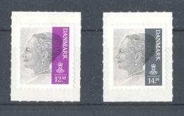 Denmark - 2013 Queen Margrethe II 12.5-14.5Kr MNH__(TH-1840) - Dänemark