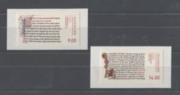 Denmark - 2014 Manuscripts MNH__(TH-12522) - Dänemark