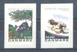 Denmark - 2014 Nordic Cuisine MNH__(TH-2627) - Dänemark