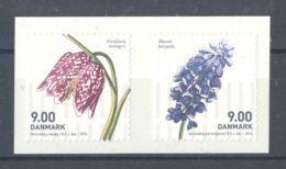 Denmark - 2014 Spring Flowers MNH__(TH-2716) - Dänemark
