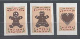 Denmark - 2015 Christmas Cookies MNH__(TH-11160) - Dänemark