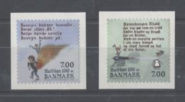 Denmark - 2015 Halfdan Rasmussen MNH__(TH-12558) - Dänemark