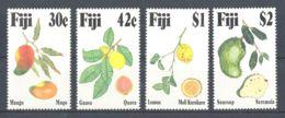 Fiji - 1993 Tropical Fruits MNH__(TH-3666) - Fiji (1970-...)