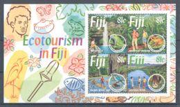 Fiji - 1995 South Pacific Tourism Year Block MNH__(TH-2278) - Fiji (1970-...)
