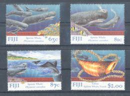 Fiji - 1998 Sperm Whale MNH__(TH-6536) - Fiji (1970-...)